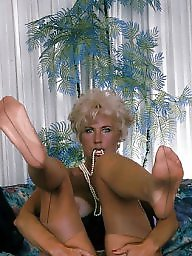 Granny stockings, Hairy granny