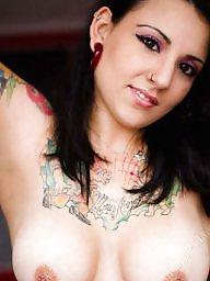 Tit tattoo, Tit tattooed, Tattoos girl, Tattooing, Tattooed tits, Tattooed girls