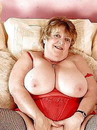 Granny bbw, Grannies, Lingerie, Granny boobs, Bbw mature, Grannys