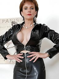 Mature leather, Mature bdsm, Leather, Leather mature