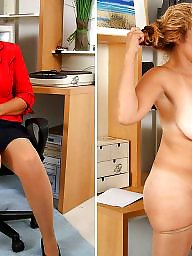 Mature dressed undressed, Milf dressed undressed, Dressing, Mature dress, Undress, Undressed