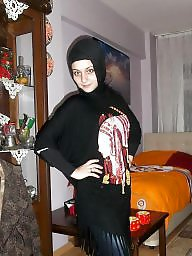 Arab amateur, Muslim, Hijab, Asian stockings, Turkish hijab, Turbanli