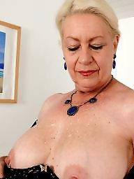 Granny, Blonde granny