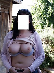 Amateur, Public, Big boobs