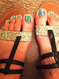 Toes, Sandals amateur, Exotics, Exotic amateur, Exotic, Asian toes