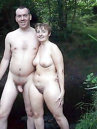 Hairy nudist, Mature couple, Nudists, Nudist mature, Public mature, Mature nudist