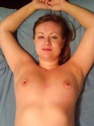 Amateur redhead, My wife