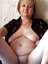 Lady, Big boobs mature, Big mature