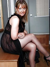 Stocking milf, Mature stockings, Sexy mature