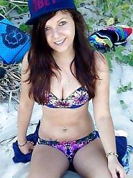 Amateur bikini, Bikini, Teen bikini, Teen beach, Beach teen