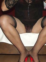 Nylons, Bisexual, Amateur stockings