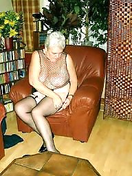 Granny stockings, Grannies, Granny, Mature stockings