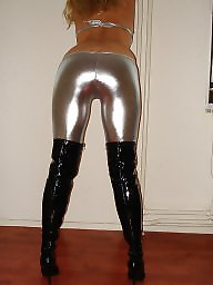 Spandex, Camel toe, Leggings, Legs