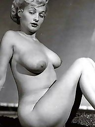 Vintage boobs, Puffy, Vintage big boobs, Natural