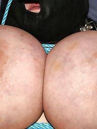 Tied tits, Big nipple, Big nipples, Tied up, Ups