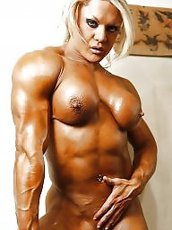 Mature boobs, Muscle, Sexy mature, Fit, Muscled, Fitness
