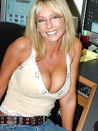 Hot milf, Mature boobs, Hot mature