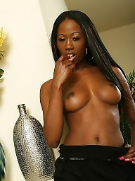 Ebony, Black