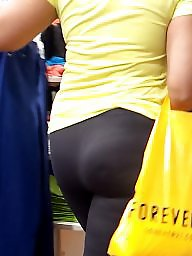 Fat ass, Leggings, Tight ass, Booty