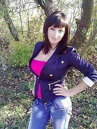 Busty russian, Busty, Woman