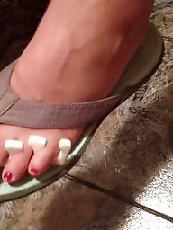 Feet, My wife, Mature feet, Feet mature, Amateur mature