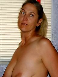 Beautiful mature, Show, Breasts, Beautiful