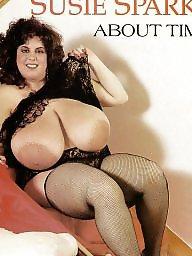Bbw, Vintage, Big tits, Big tit