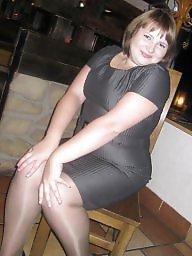 Thighs, Bbw upskirt
