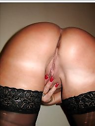 T back black, T back, Requested, Stockings, back, Stockings milfs matures, Stocking milfs matures