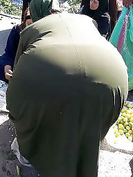 Arab, Arab ass, Hijab ass, Arab bbw, Hijab, Bbw ass