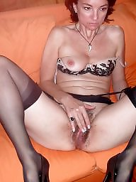 Mature hairy, Spreading, Mature panties, Spread, Mature spreading