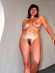 Hairy mature, Shaved mature, Mature hairy, Shaving, Shaved