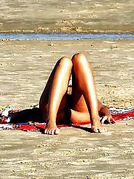 Beach, Beach voyeur, Voyeur, Beach ass