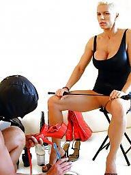 Mistress, Femdom, Muscle