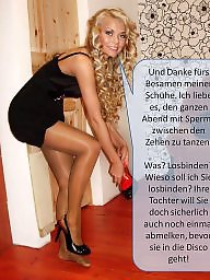 Amateur nylon, Caption, Nylons, Nylon captions, Nylon, Femdom caption