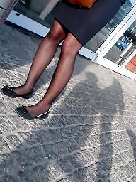 Nylons, Candid