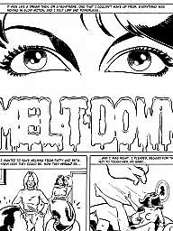 Milf cartoon, Comics, Milf cartoons, Comic, Lesbians, Cartoons