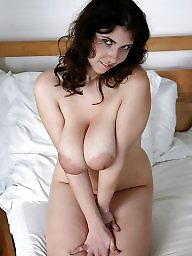 V cute, Titted brunette, Tits huge, Tit areolas, Tit areola, With boobs