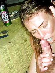 Milf blowjob, German milf, German, Exposed