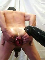 Open ass