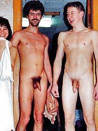 Nude female ass selfie