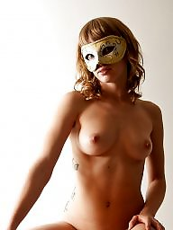 Mask, Gallery, No tits, Erotic, Masked