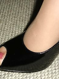 Nylon feet, Amateur nylon, Feet, Nylons, Mature feet, Mature nylon