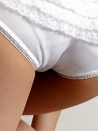 Panties, Asian upskirt