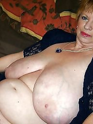 Big mature, Mature nipples, Aunt, Big nipple, Nipples, Big tits