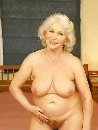 Grandmother, Hairy, Mature amateur, Old, Hairy mature, Real