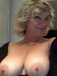 Very big mature tits