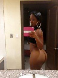 Ebony pussy, Ebony ass