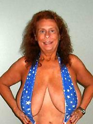 Granny boobs, Granny tits, Granny