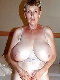 Grannied, Boobs granny amatoriale